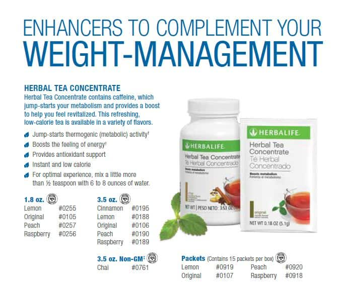 04 - Herbalife Tea Concentrate