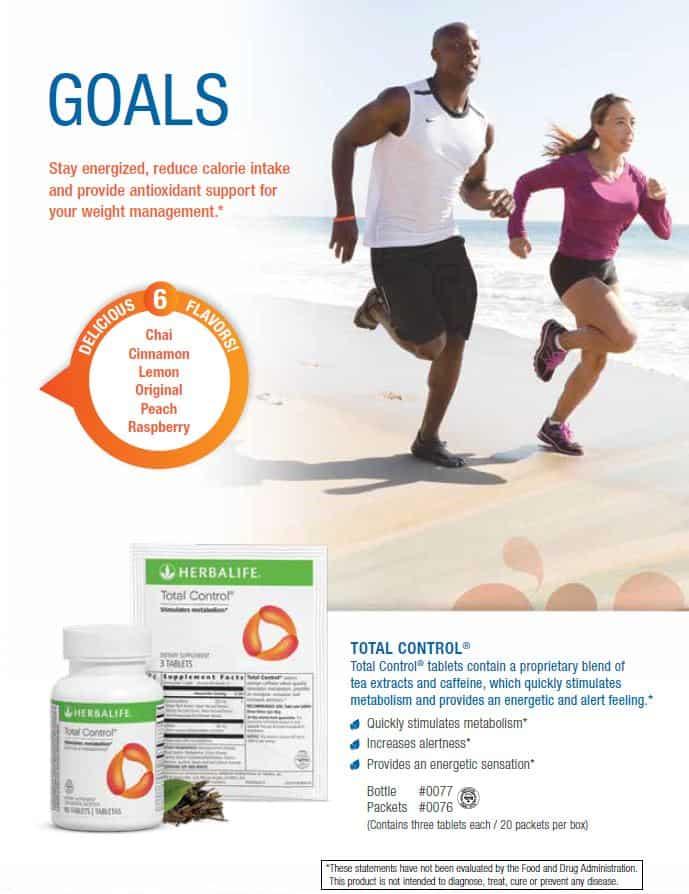 06 - Herbalife Total Control