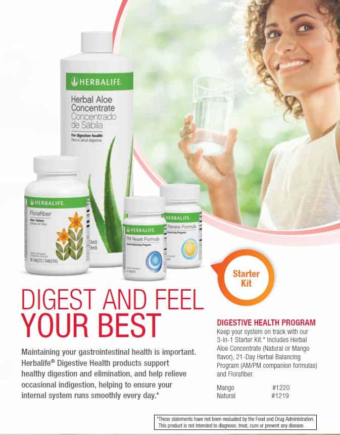 16 - Digest and Feel you best - digestive health program