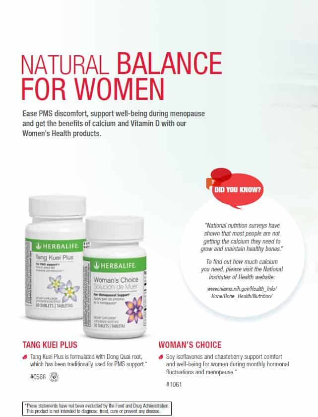 25 - Herbalife Tang Kuei Plus, Herbalife Womans Choice