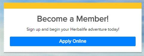 How can you beccome a Herbalife distributor?