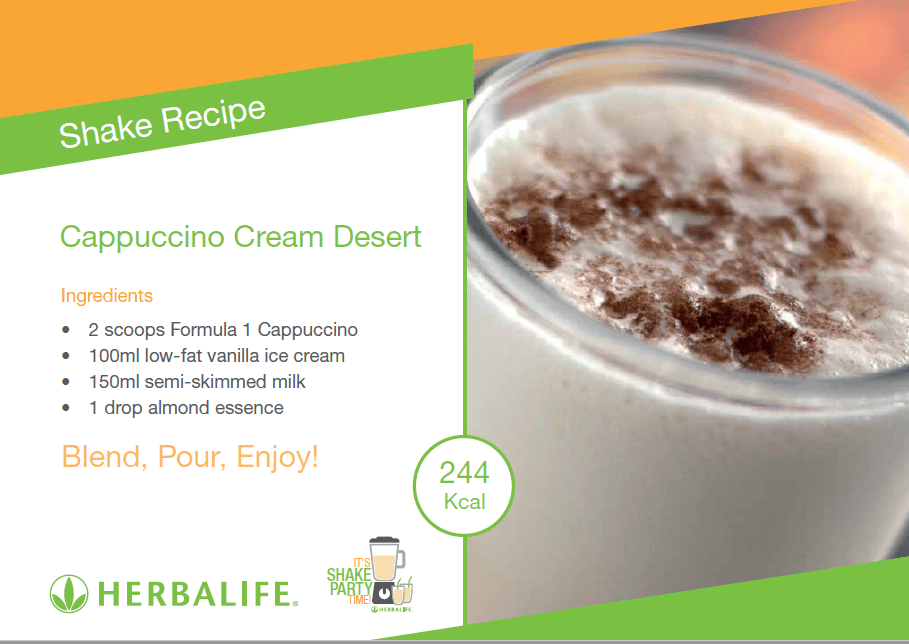 Herbalife Recipies