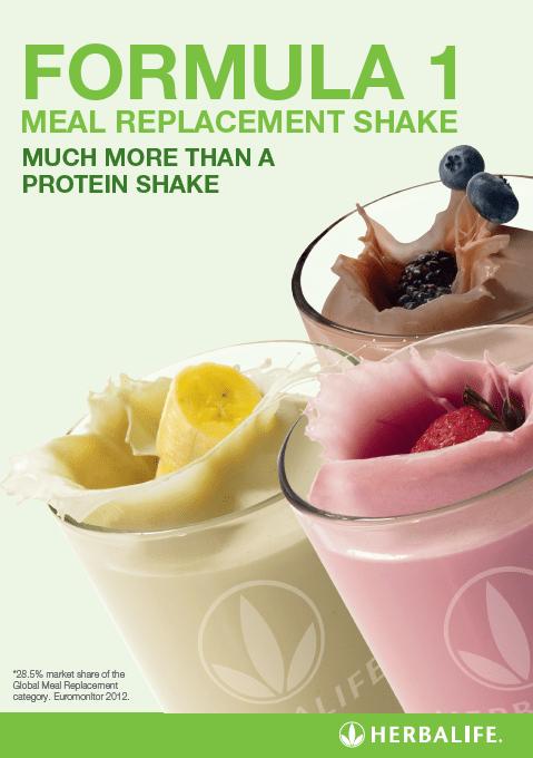 Shake Formula 1 Meal Replacement Shake