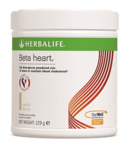 Herbalife Beta Heart - cholesterol