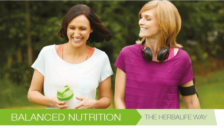 Herbalife - Balanced Nutrition
