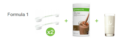 Formula 1 Meal Replacement Shake - Scoop