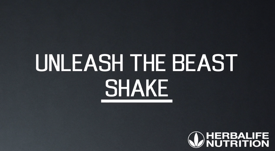 Unleash The Beast Shake
