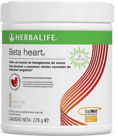 Beta Heart - Disminuye o mantiene el colesterol sanguíneo