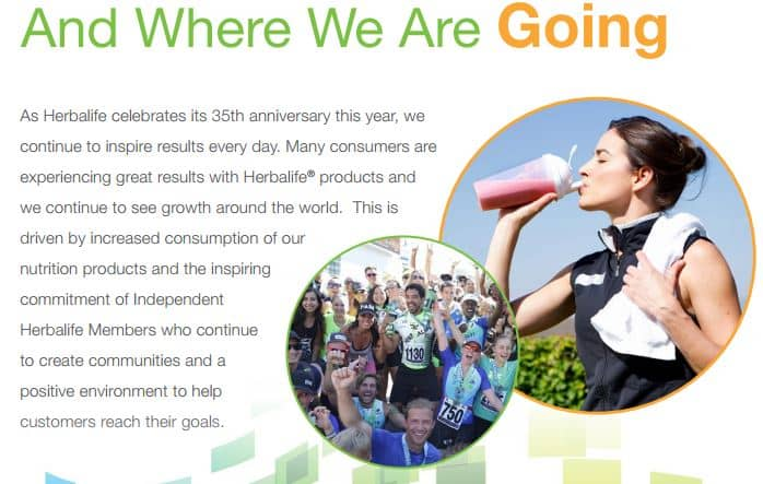 Truth about Herbalife