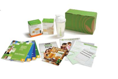 Kit de Cadastro Herbalife