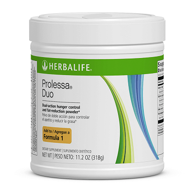 Prolessa Duo 30-Day Program - Supports your weight-loss program with two clinically tested ingredients