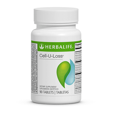 Support the healthy elimination of water with the natural blend of herbs in Cell-U-Loss