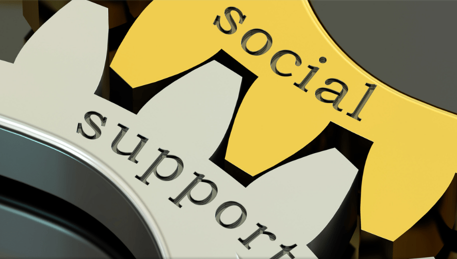 Three Potential Health Benefits of Social Support