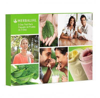 Trial Pack Herbalife