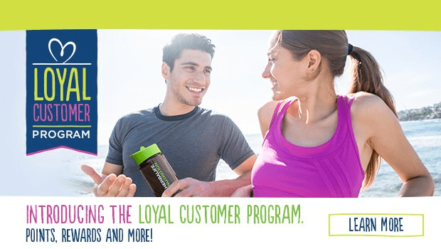 Loyal Customer Program FAQ