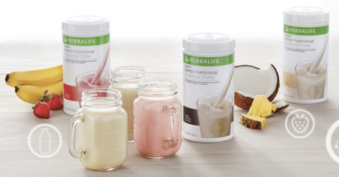 Get to know our Formula 1 Shakes