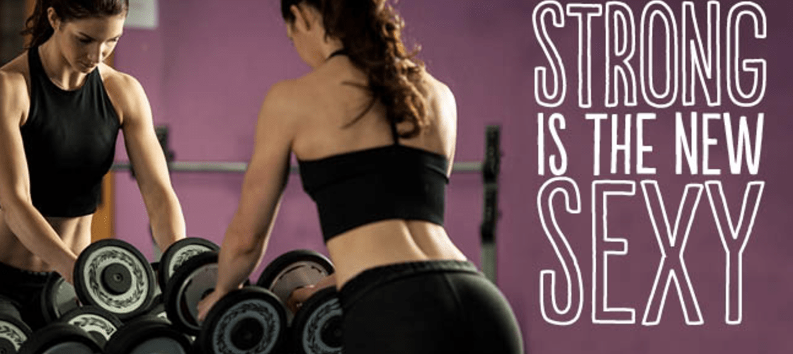 Why Strong Is the New Sexy