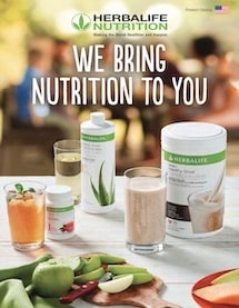 Herbalife Product Catalog