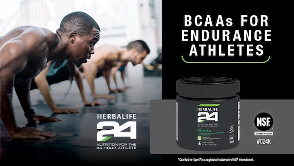 BCAAs for Endurance Athletes