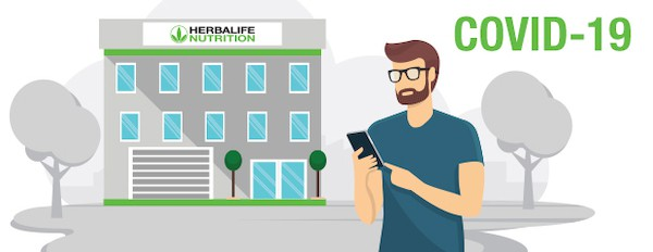 COVID-19- Herbalife Nutrition Facility Updates - Distributor