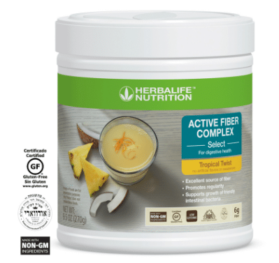 Active Fiber Complex Select: Tropical Twist