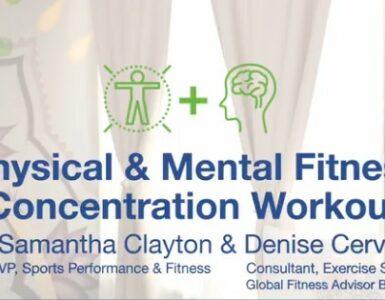 Concentration Workout
